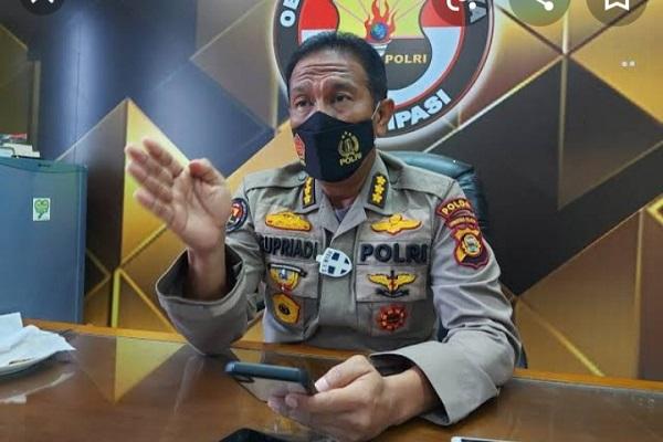 46 Tersangka dari 41 Kasus Narkoba Berhasil Dicidul Jajaran Polda Sumsel Sepanjang Minggu ke Tiga September 2021