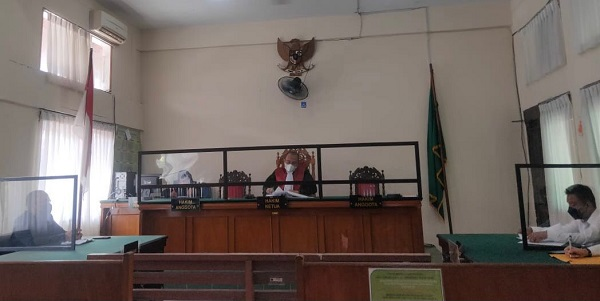 Hakim PN Pekanbaru Tolak Gugatan Praperadilan Huidiyanto ke Polda Riau