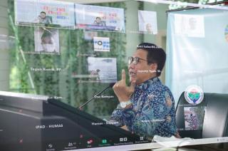 Menteri Desa PDTT Harap Universitas Trunojoyo Madura jadi Menara Air