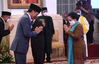 Ucapkan Selamat Pelantikan BRIN Oleh Presiden Jokowi, PDI Perjuangan : BRIN Pilar Indonesia Berdikari