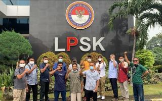 Dua Petani Asal Kampar Dikriminalisasi PTPN V dan Polres Kampar Dalam Status Perlidungan LPSK