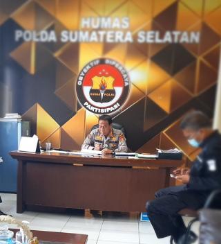 Polda Sumsel dan Jajaran Amankan 74 Tersangka Narkoba Sepanjang Minggu ke Dua Juni 2021