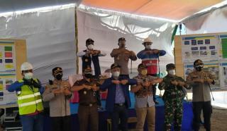 Kunker ke PT Supreme Energi, Kapolda Sumsel Imbau Masyarakat Patuhi Prokes