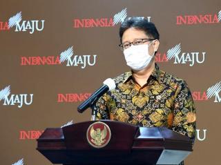 Menteri Kesehatan Ajak Masyarakat Bekerja Sama Dengan Pemerintah Atasi Pandemi