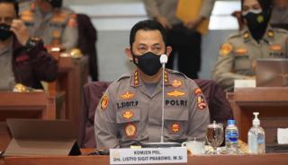 IPW Sebut Tugas Pertama Komjen Listiyo Sigit Prabowo Mutasi Besar di Tubuh Polri