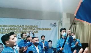 Hendrik Firnanda Pangaribuan Terpilih Sebagai Ketua DPD KNPI Bengkalis Secara Aklamasi