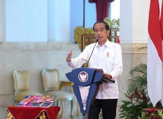 Presiden Jokowi Dorong Peningkatan Nilai Tambah Industri di Tanah Air