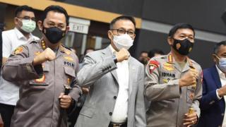 Jalani Uji Kelayakan, Listyo Sigit Prabowo: Tak Boleh Lagi ada Hukum Tumpul Ke Atas Tajam Ke Bawah