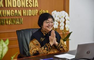 Menteri LHK Sebut Kepentingan Nasional Menuju Netral Karbon 2060 Tanggung Jawab Bersama