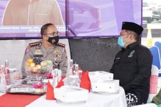 Dukung Sejumlah Upaya Polri, Pagar Nusa Eratkan Sinergi Dengan Polda Metro Jaya