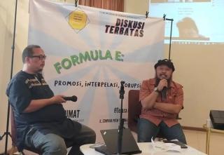 Anggaran Formula E Pemprov DKI Disebut Berpotensi Terjadi Korupsi
