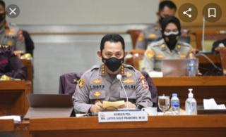 Jelang Pelantikan Komjen Listyo Sigit Prabowo, IPW Harapkan Menjadi Ikon Anti Diskriminasi