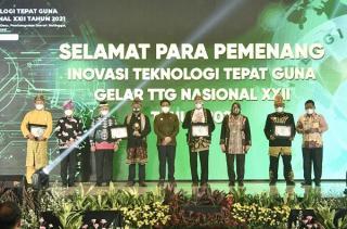 Lampung Sabet Juara Umum dalam Gelaran TTG Nasional ke-22