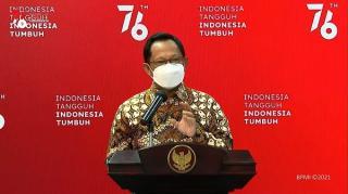 Tito Tegaskan UMKM Diperbolehkan Beroperasi dengan Prokes Ketat dan Pengaturan Pemda