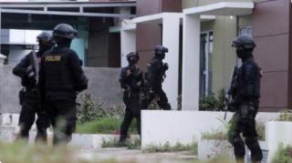Densus 88 Antiteror Polri Tangkap Terduga Teroris di Langsa