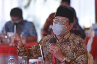 Tercepat Pendataan SDGs Desa, Menteri Desa PDTT Yakin Rembang Mampu Tangani Kemiskinan Ekstrem dengan Cepat