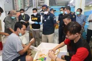 KKP Pastikan Ekspor BBL Sesuai Ketentuan Undang-Undang