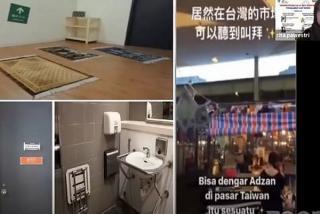 Indonesia Negara Populasi Muslim Terbesar, Tapi Soal Wisata Halal Kita Harus Belajar Sama Taiwan
