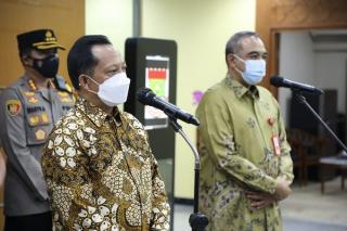 Bupati Tangerang Salurkan 40 Persen Bansos Hadapi Pandemi Covid-19, Tito Kasih Apreasiasi