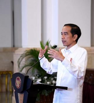 Presiden: Peluang Besar Ekonomi Hijau dan Digital bagi Indonesia