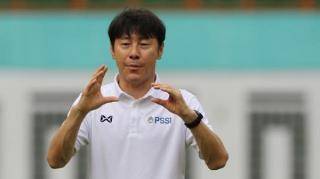 Shin Tae Yong Dikabarkan Jadi Komentator di Olimpiade Tokyo, Ketum PSSI: Saya Sikat Kalau Sampai Dia Jadi Komentator