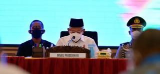 Wapres Paparkan Progres dan Komitmen Pemerintah pada Rakor Percepatan Pembangunan Kesejahteraan Papua