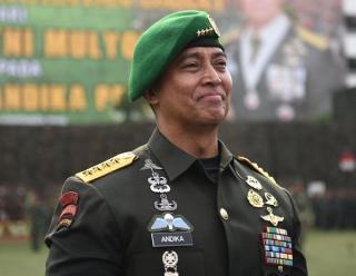 Calon Panglima TNI, Politisi Gerindra ini Sebut Jenderal TNI AD Andika Perkasa Ngerti Keinginan Jokowi