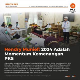 PKS Optimis Akan Menang di Pemilu 2024